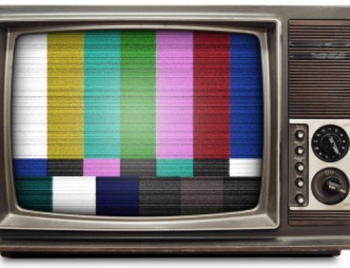 Television taught me English