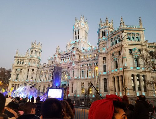 3 day Guide to Madrid- Version Halal