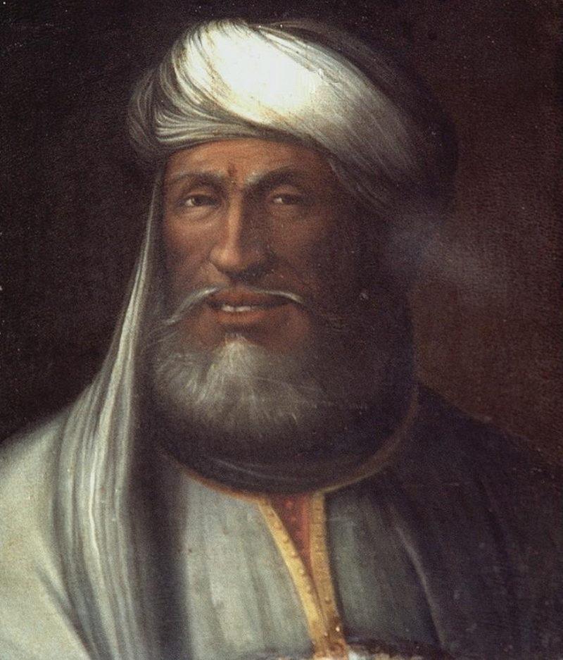 Moor: Tariq Ziyad