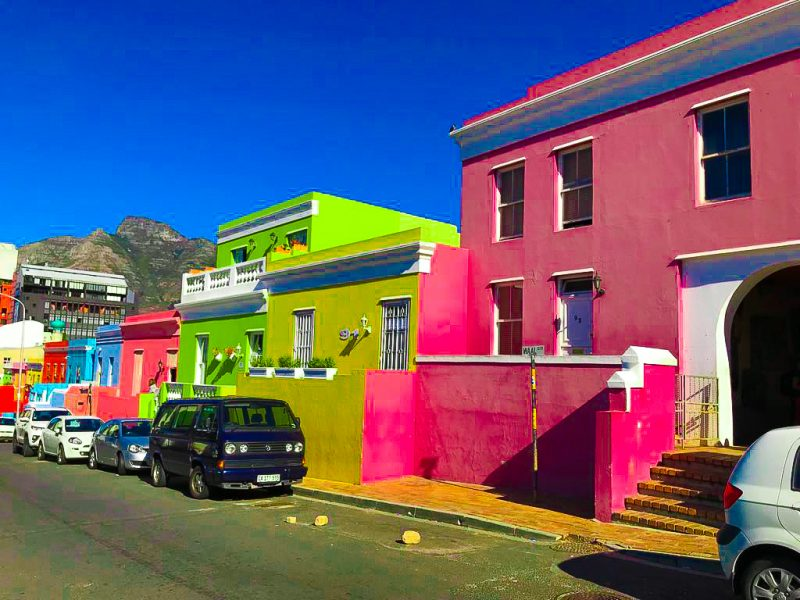 Dilek explores social issues in South Africa